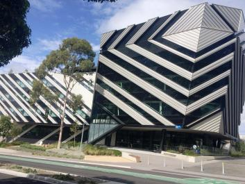 Monash University New Horizons Building